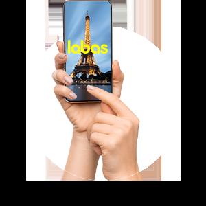 Skambučiai ir SMS į užsienį