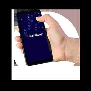 BlackBerry paslauga